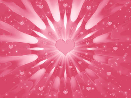 Abstraction pink background for design artwork for holidays -Valentines day and wedding Stock Photo - 699119