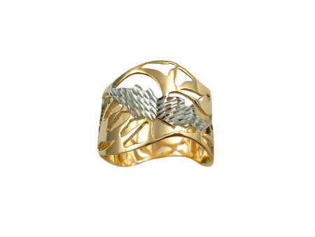 Golden ring photo