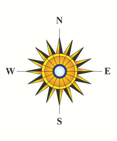 lost world: Sunny compass