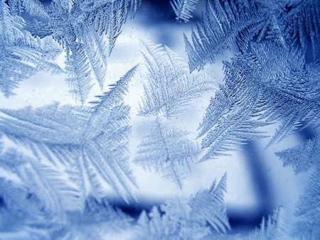 Icy pattern Stock Photo - 779022