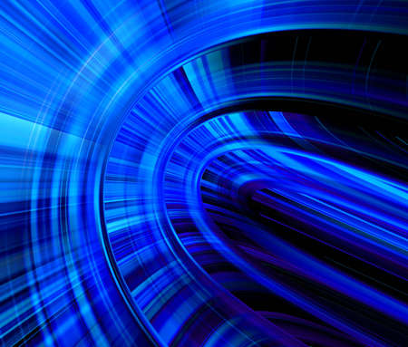 Blue abstract Stock Photo - 844344