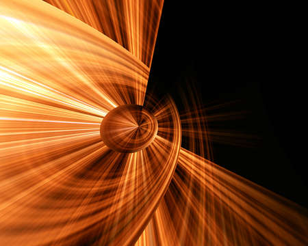Abstraction glow background  Stock Photo