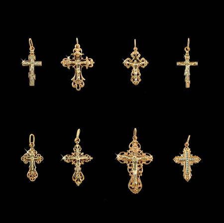 jewelle: Jewelry crosses