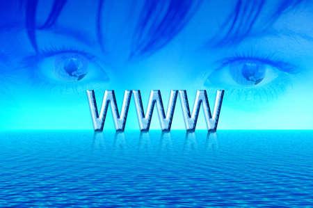 World internet. Stock Photo - 1016993