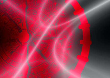 desgn: Abstraction red background for desgn artwork