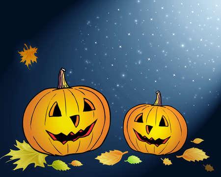 cucurbit: Harvest festival. Pumpkins.