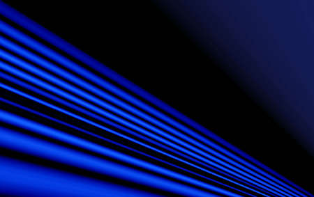 illustrates: Abstraction XXL blue & black background for various design artworks.  Stock Photo