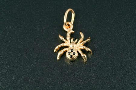 jewelle: Jewelry spider Stock Photo