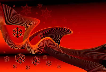 Christmas  background for various design artworks.  Stock Photo - 2118797
