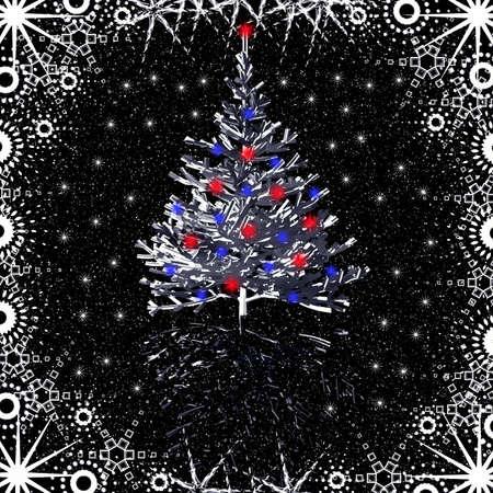 Christmas-tree. photo