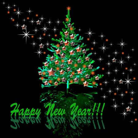Happy new year! photo