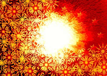 Christmas texture Stock Photo - 2211767
