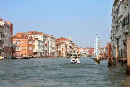 Italy. Venice. Grande canal Stock Photo - 3549308
