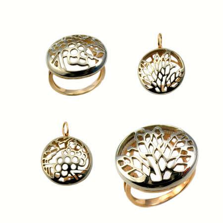 jewelle: Golden jewelry