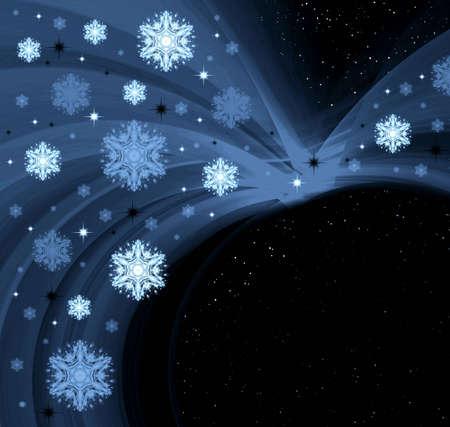 Christmas background for design artwork Stock Photo - 3570708
