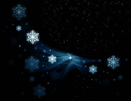 Christmas background for design artwork Stock Photo - 3570705