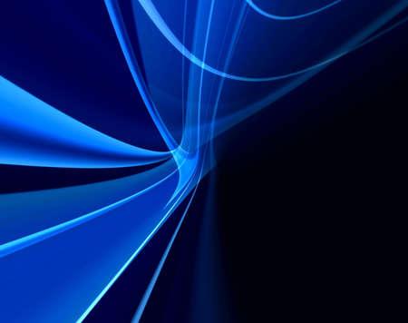 Abstraction fond bleu foncé pour la conception Banque d'images