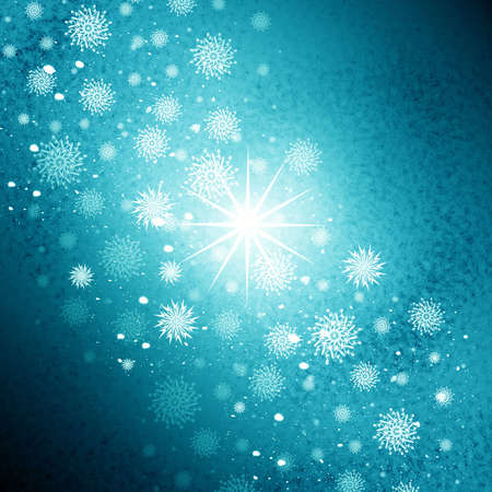 Christmas abstract for celebratory design Stock Photo - 5860619