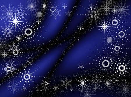 Christmas abstract for celebratory design artwork Stock Photo - 5966321