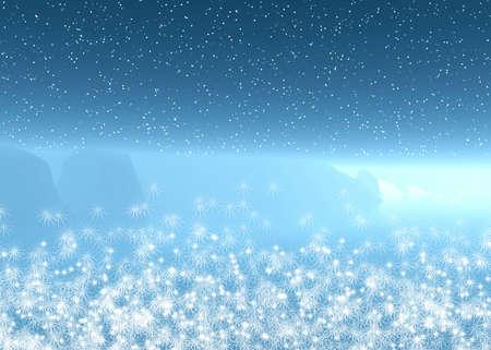 Christmas illustration for celebratory design Stock Illustration - 6056839