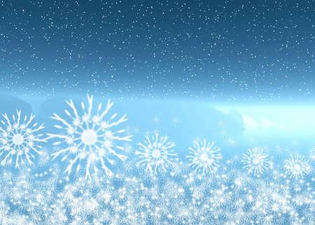 Christmas illustration for celebratory design Stock Illustration - 6056615