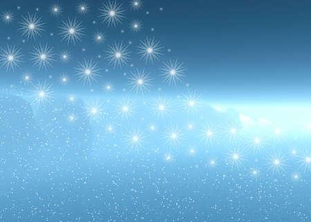 Christmas illustration for celebratory design Stock Illustration - 6056826
