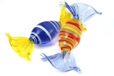 murano:   Murano glass sweets