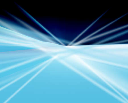 Abstraction blue background for card and other design artworks Stock Photo