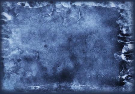Old grunge dark blue texture for your design artworks, natural background Stock Photo - 8895226