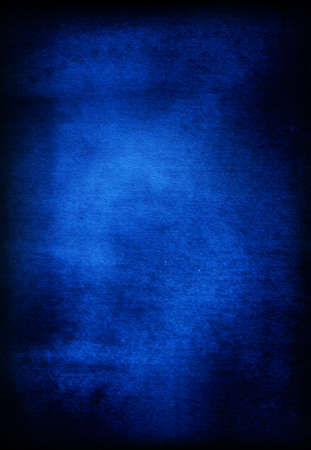 blue texture: Old grunge dark blue texture for your design artworks, natural background