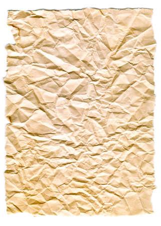 Old grunge paper for your design artworks, natural background photo