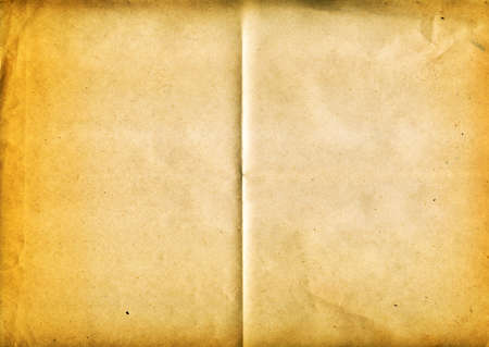 Old grungy paper for your design artworks, natural background Stock Photo - 8895222