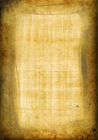 Egyptian old papyrus, texture for various design photo