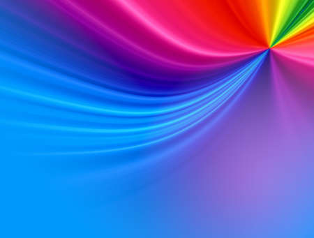 rainbow abstract: Color abstract background for various  design artworks, cards