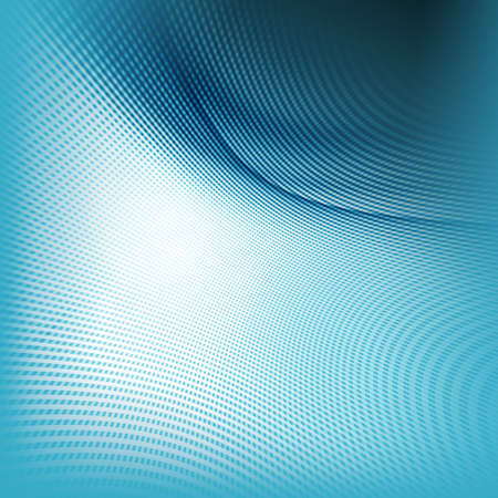 Blue wavy abstract background for vaus  design artworks, cards  Stock Photo - 9625926