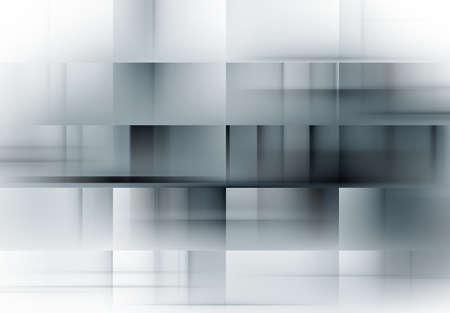 様々 なデザインの作品、柔らかい抽象的な背景が灰色のカードします。