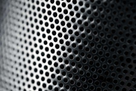 platinum background: Metal grid, natural texture for decoration