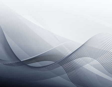 abstraction: Grey soft abstract background for various  design artworks, business cards