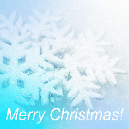 compliments: Merry Christmas and happy new year, congratulation card