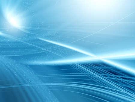 Elegant  soft blue background  for design