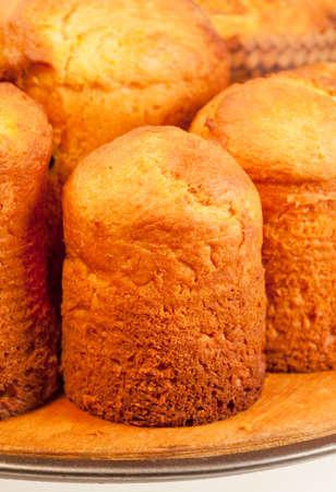 eligion: Celebratory baked hot bread  for holiday Easter