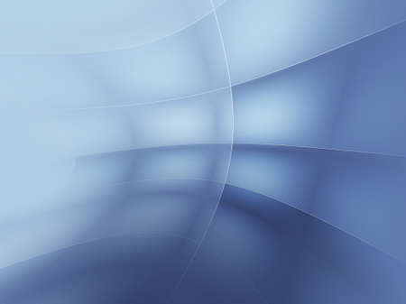 Abstract 3d rendered illustration background for design