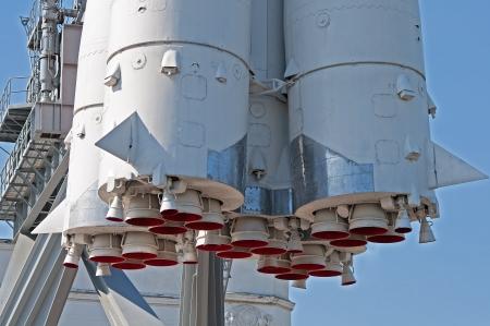 vostok: spaceship Stock Photo