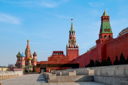 Red Square, Moscow, Russia Stock Photo - 19882455