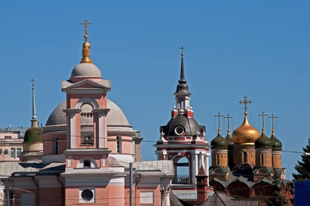 Moscow churches photo