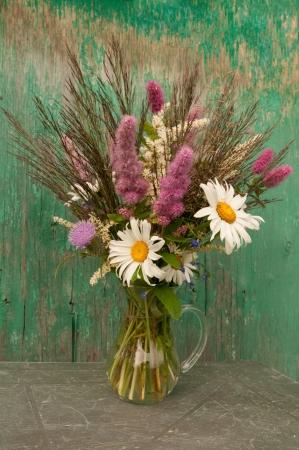 still life bouquet photo