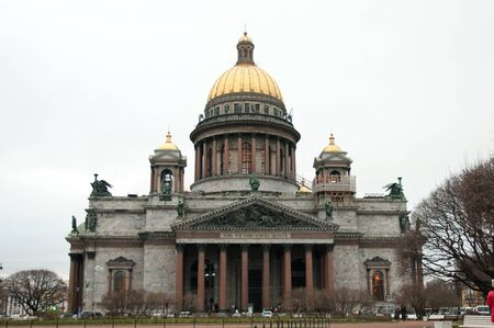 Saint Isaac's Cathedral Saint Petersburg photo