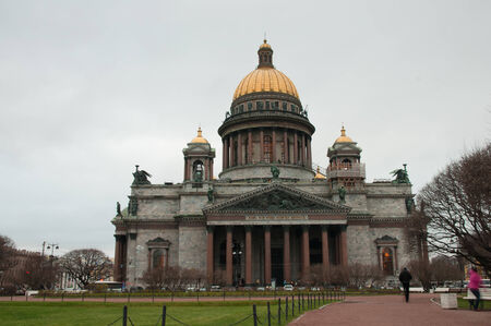 Saint Isaacas Cathedral Saint Petersburg photo