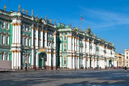 hermitage: Hermitage, Russia, St Petersburg