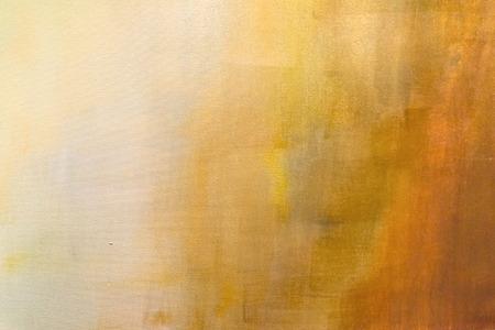 抽象的な塗られたオレンジ色の背景